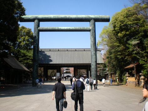 靖國神社5
