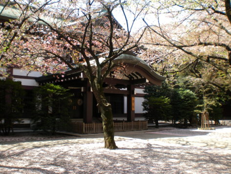 靖國神社8
