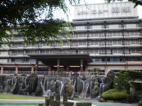 新岡部大飯店
