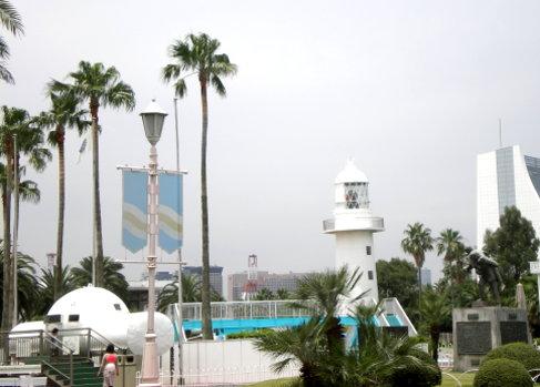 海底屋與燈塔