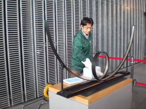 超傳導體實驗