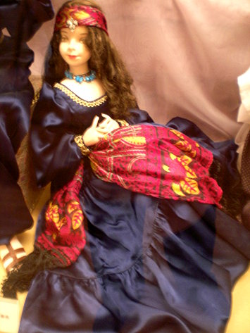 吉卜賽女孩