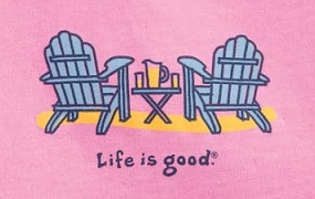 Life is Good Chairs
