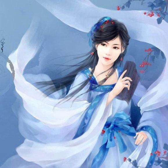 尹漱雲形象