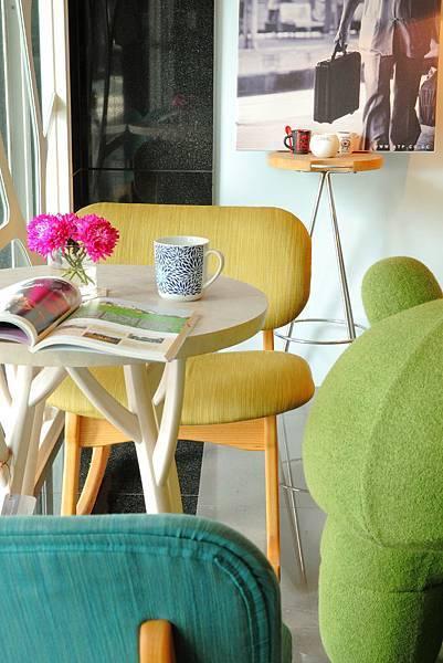 Stay Cafe' 1F 雙人桌