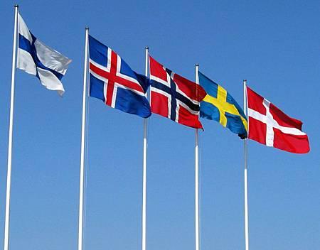 snordic flags