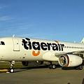 tigerair airplan