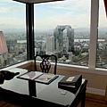 大阪飯店房間景觀