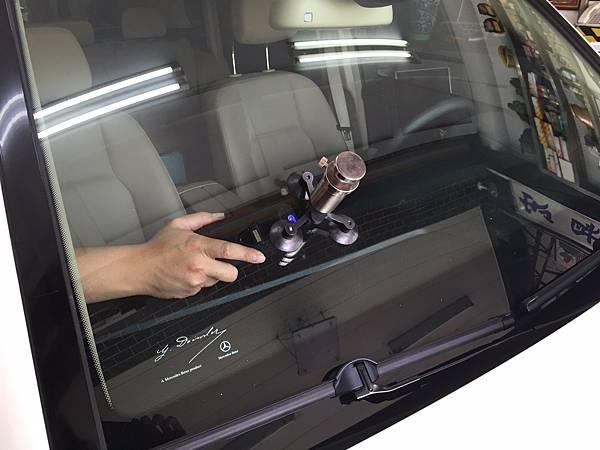 新竹汽車玻璃修補