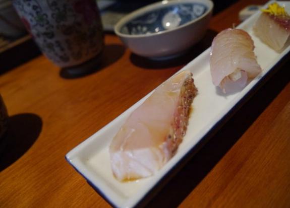 坐著做 中壢美食日式料理握壽司推薦