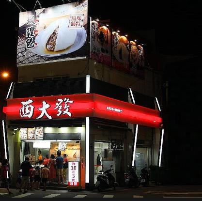 新竹好吃包子饅頭西大發城隍包與新竹黑貓包齊名,來到新竹的朋友最佳伴手禮