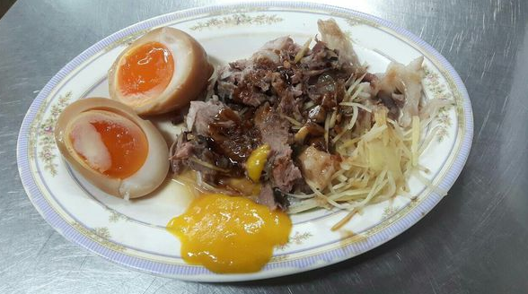 新竹隱藏版小吃美食金德記水晶蛋手工包子好吃的新竹小吃