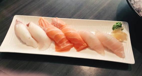 新竹竹北好吃的日式料理品田川日式料理及生魚片