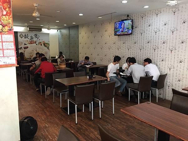 [竹科]鄰近竹科的平價美食 餃無雙 新竹美食介紹