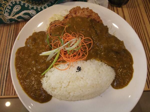 我的-日式豬排咖哩飯
