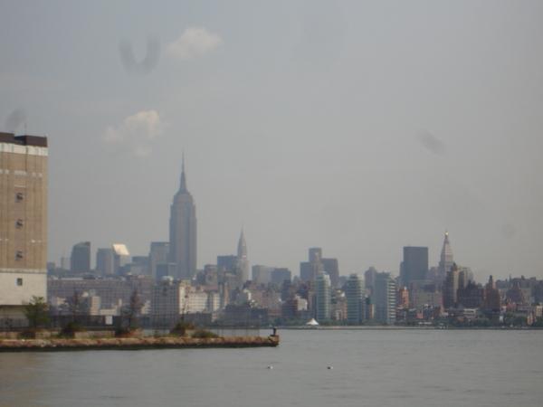 從New Port看Midtown Manhattan