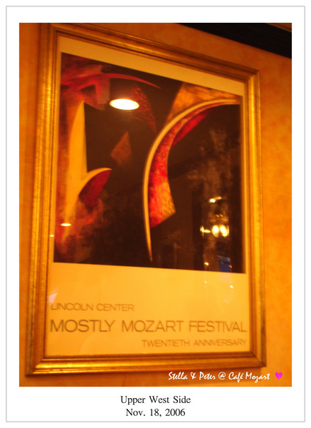 Mostly Mozart的海報