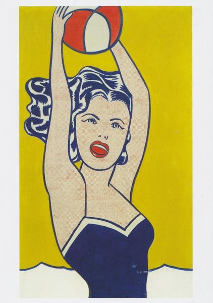 MoMA購入的明信片