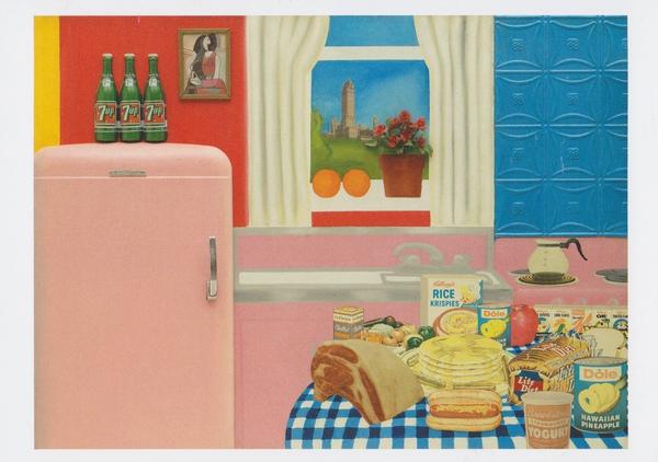 MoMA購入明信片-2