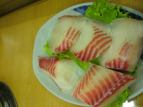 鮮味魚片鍋