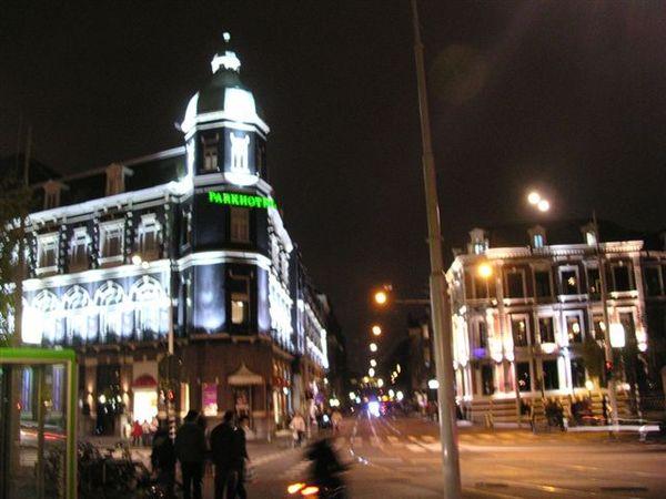 Amsterdam夜景