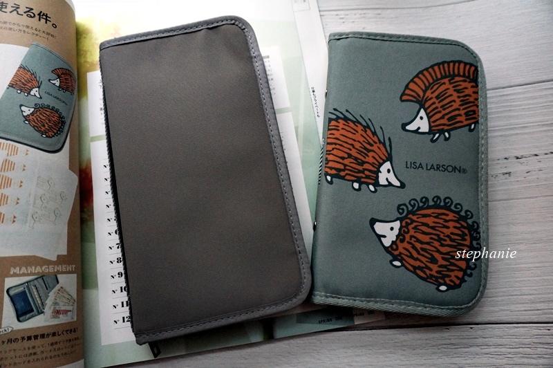日雜護照夾與無印.JPG