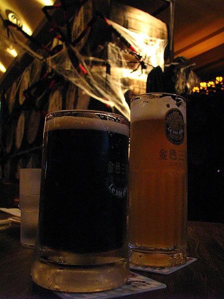 黑啤跟蜂蜜