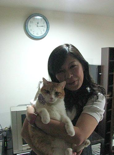 Taffy與Florance