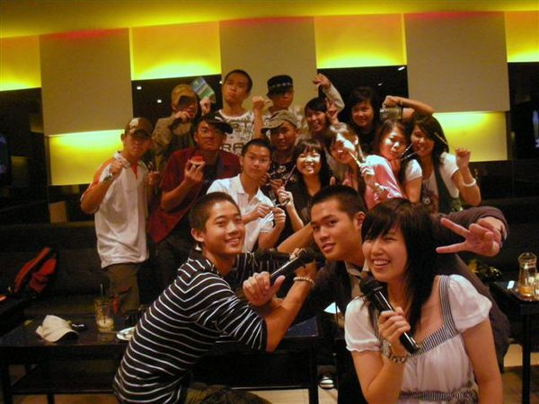 gathering at Neway