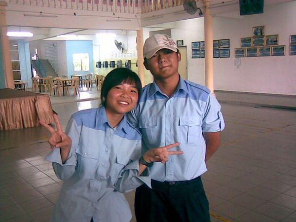 BongHui and S'wak Pig
