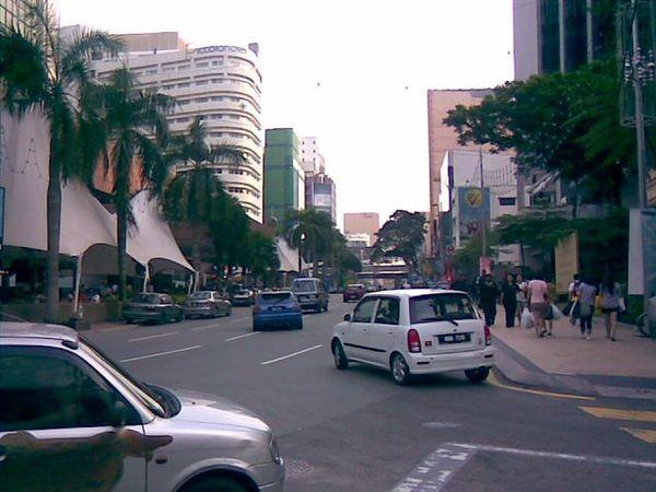 street at KL