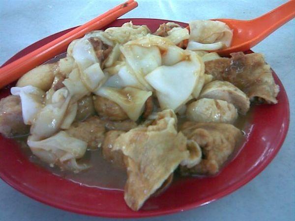猪肠粉 in Kajang