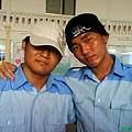 Vincent and TongSeng
