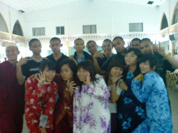 after persembahan of PPSB