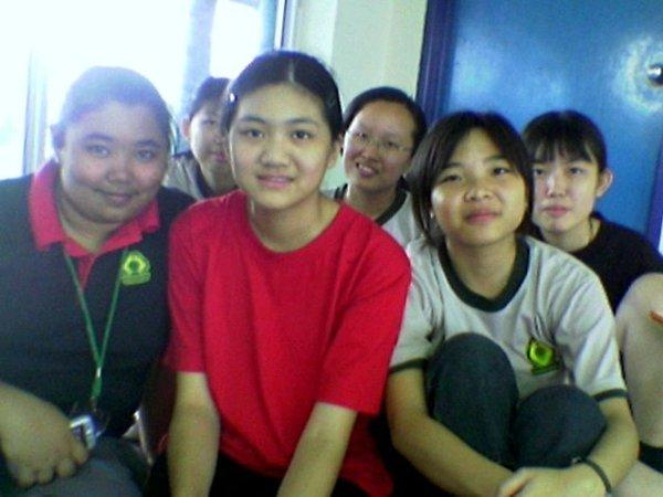 """""""workers"""" for Hari Sukan 2007"""