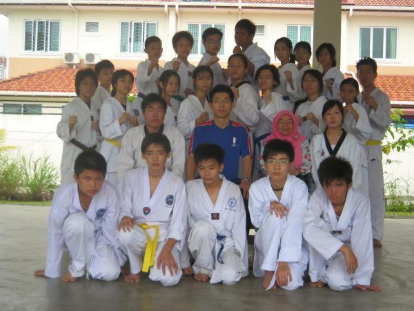 TKD members