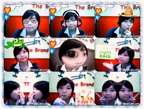 combine webcam taking