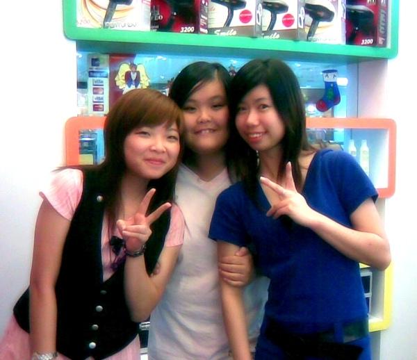 Shu Yi,Winnie and i