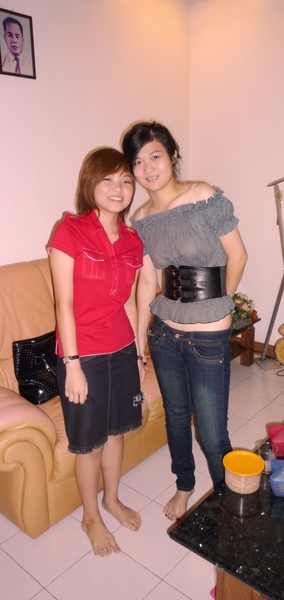 Sian Mei and me