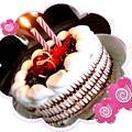 19th's birthday cake