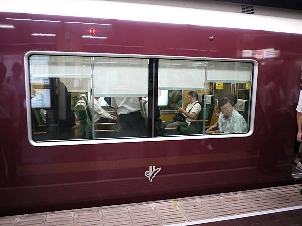烏丸線電車