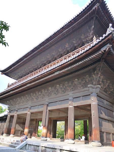 南禪寺三門 2