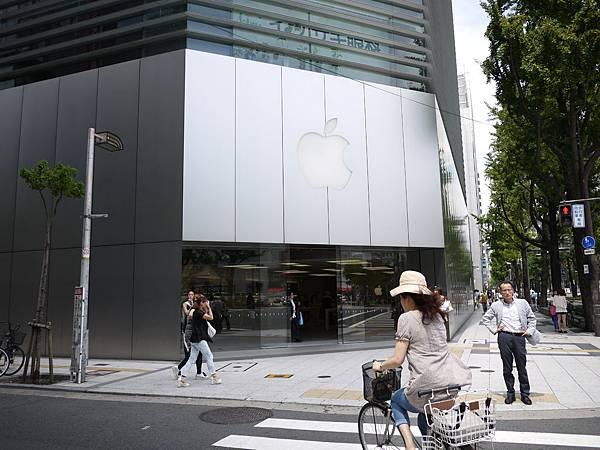 大阪的 Apple Store ( 官方 )