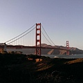 The Golden Gate Bridge !!