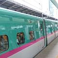 2015/02/08 09:36 往東北新幹線的 Hayabusa 11 號