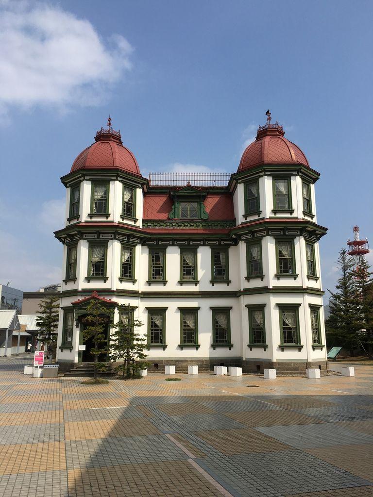 舊弘前市圖書館