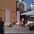 台南大天后宮立碑