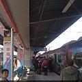 台鐵沙崙站