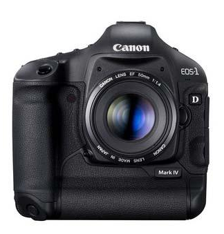 Canon 1D mark 4