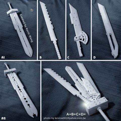 奇魔賣家 kevinw002 親手製作配刀-005